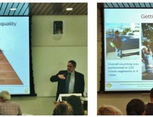 Lecture Recap: Analyzing Pedestrian Movements in Israeli Cities