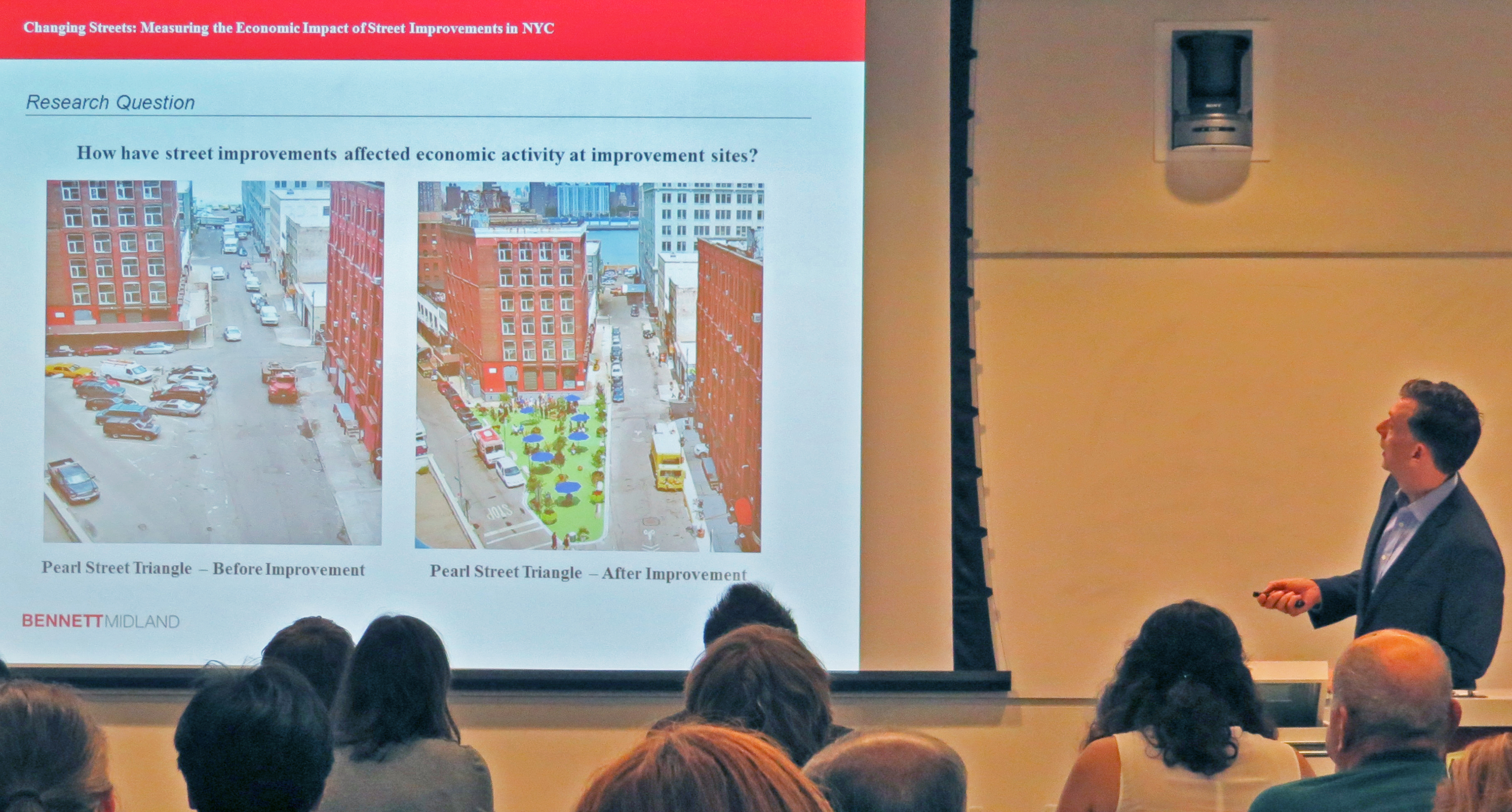 Lecture Recap: Measuring the Economic Impact of Street Improvements in New York City