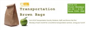 Transportation Brown Bag: Carole Turley @ 5391 Public Affairs Building | Los Angeles | California | United States