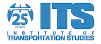 UCLA Institute of Transportation Studies Sticky Logo
