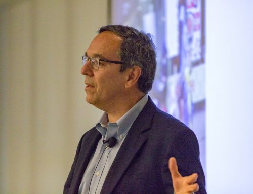 Spring Speaker Series: Urbanist Gil Penalosa on public spaces and sustainable mobility