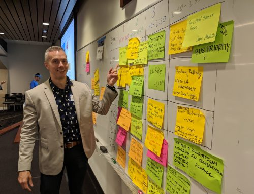 TransportationCamp LA returns to UCLA, assembles diverse experiences, interests
